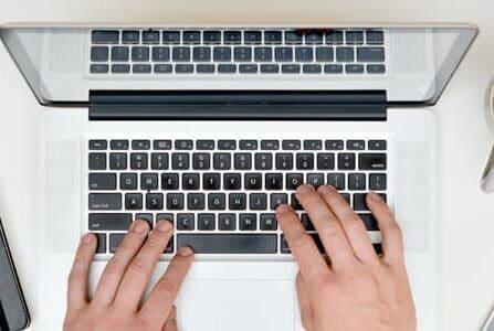 d-teach online school Cours de dactylographie en ligne
