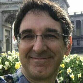 Koen Verlaeckt medeoprichter & bestuurder d-teach online school